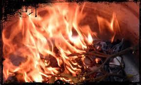 dia de quema