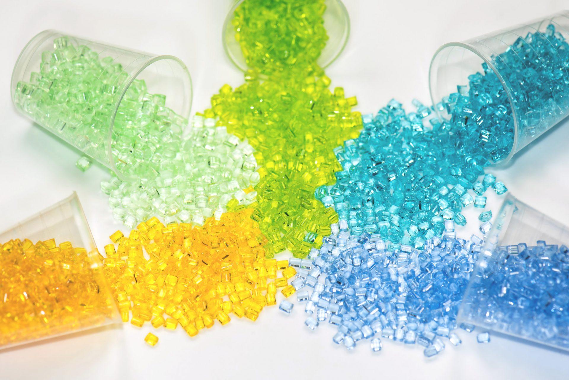 acabar con la resina plastica