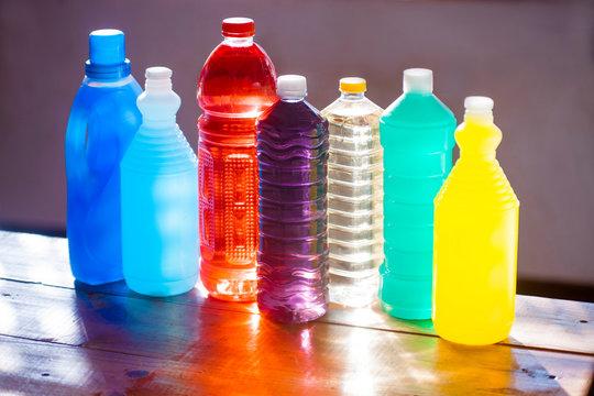nuevo plástico de residuos vegetales