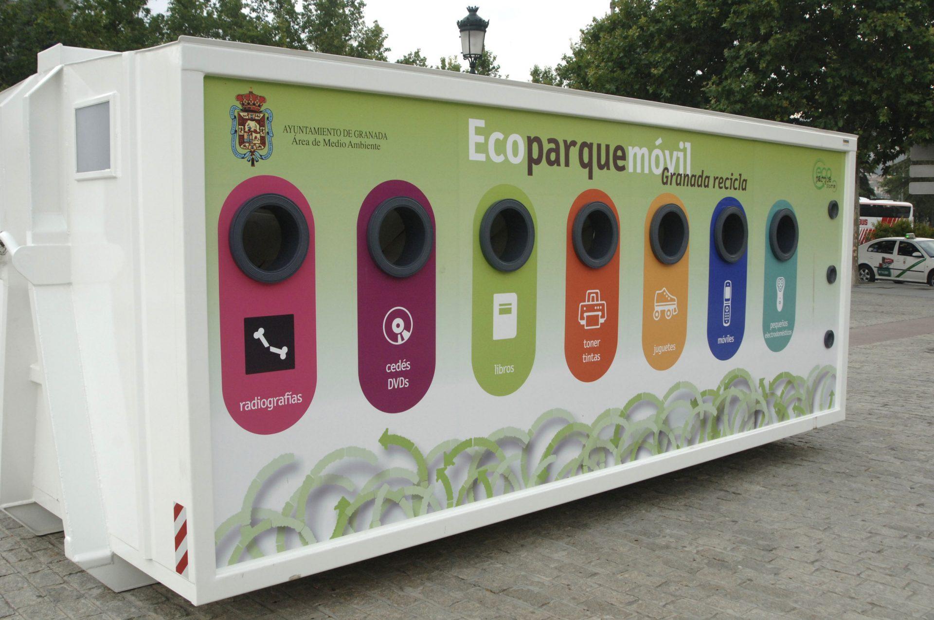 reciclaje españa