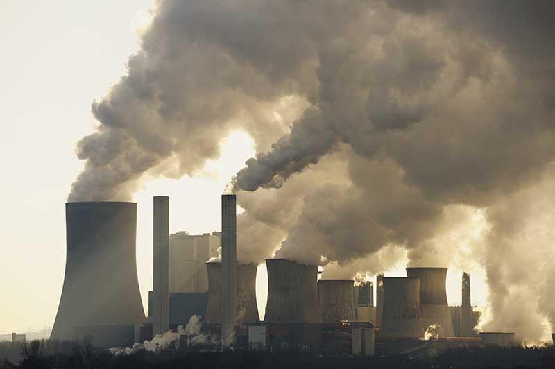 acabar con la contaminación