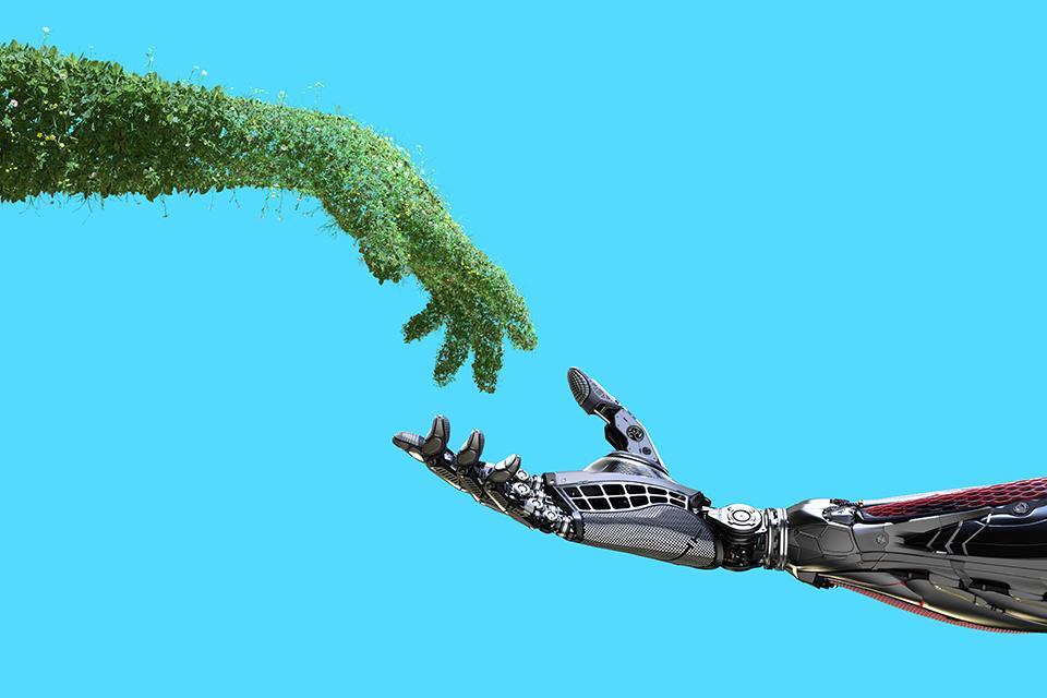 tecnología medio ambiente