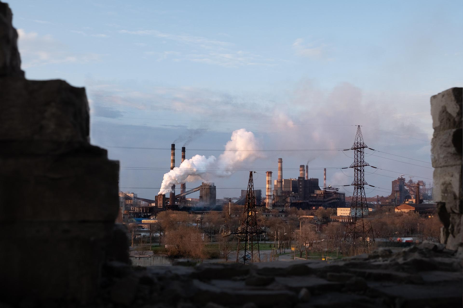 contaminantes atmosfericos