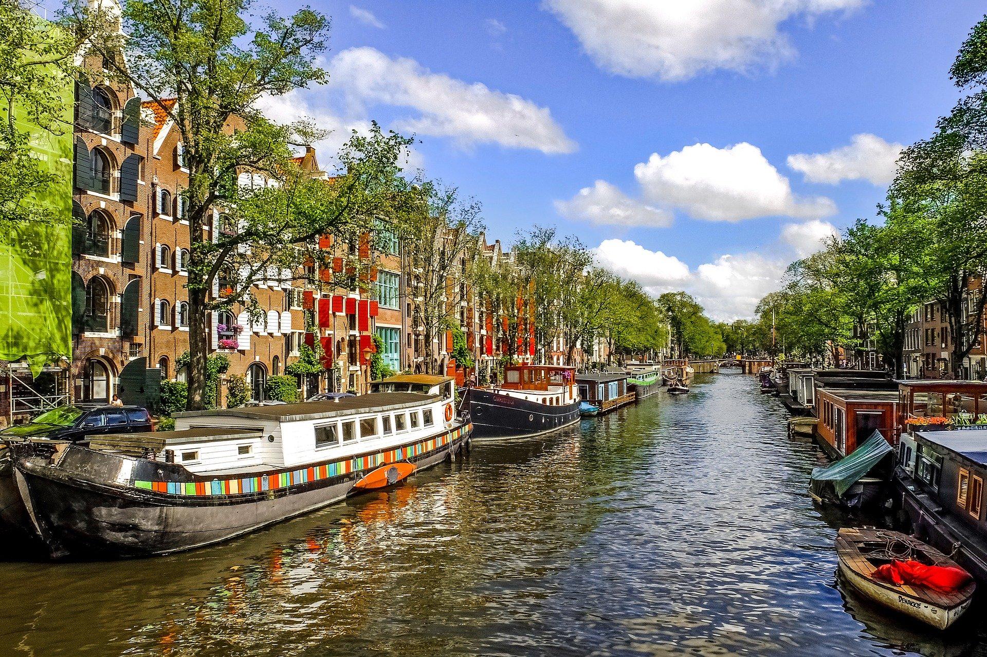 economía sostenible y circular en Amsterdam