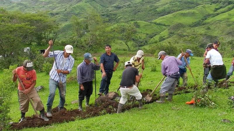 Desarrollo sostenible en Laos