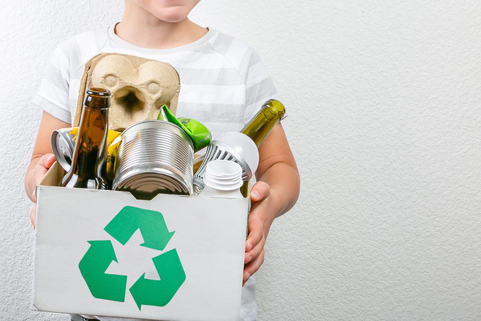 el reciclaje en españa