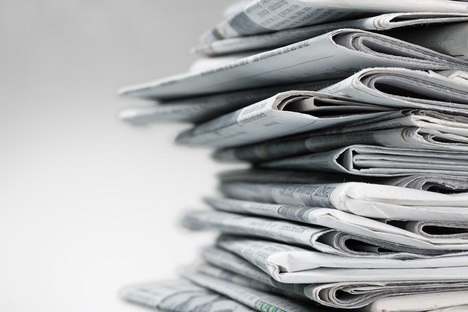 información del reciclaje de papel