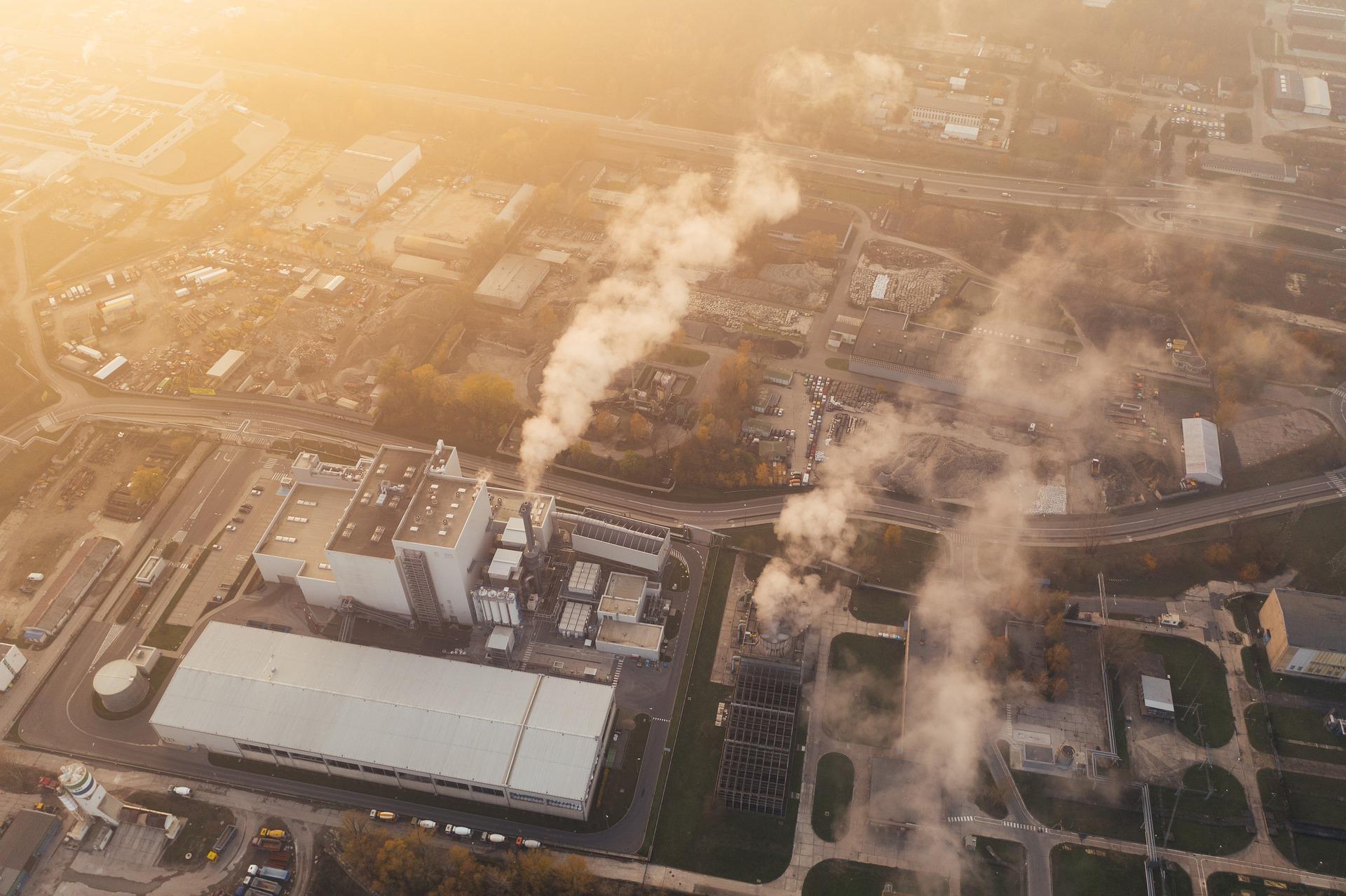 Contaminación atmosférica en Europa