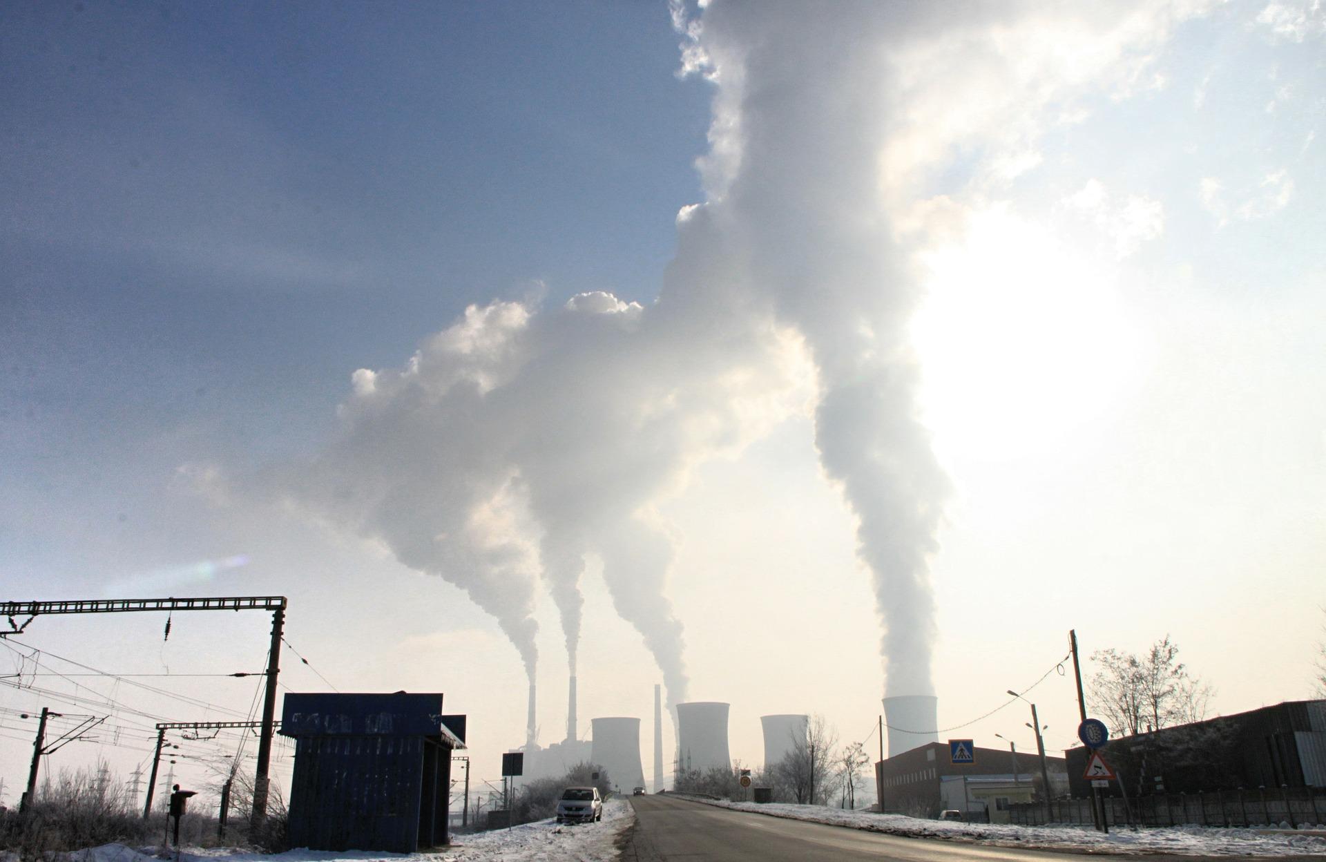 aire contaminante