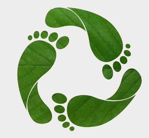 reducir la huella ecológica