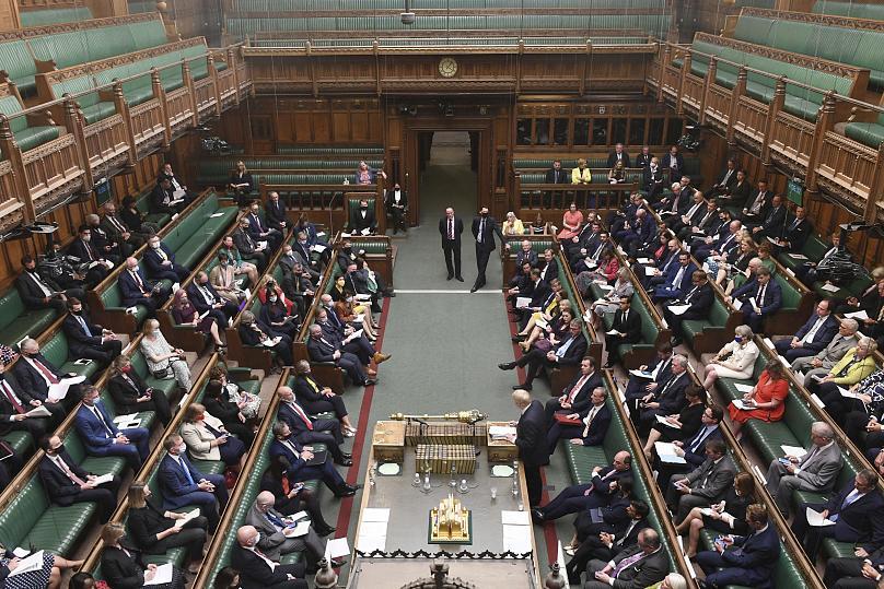 Jessica Taylor / Parlamento del Reino Unido / Jessica Taylor