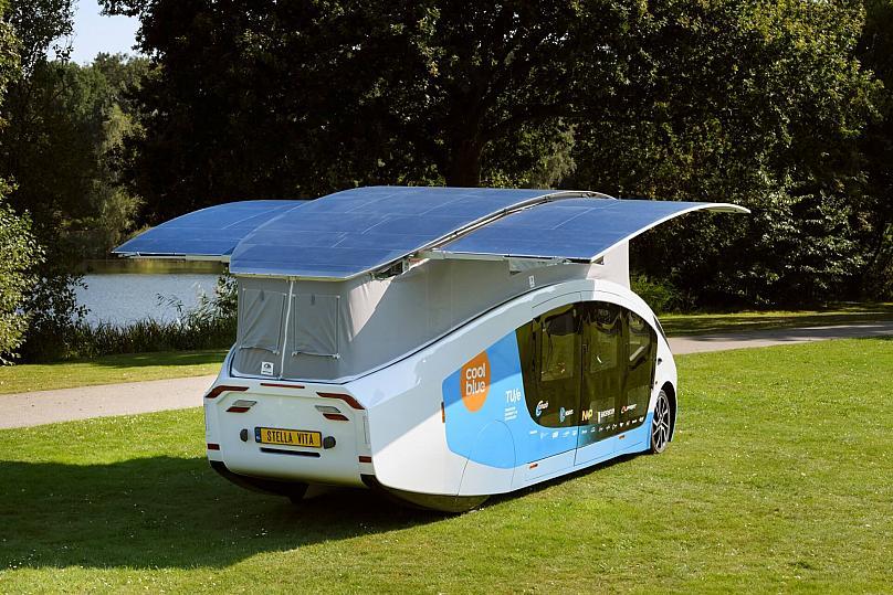 Equipo Solar Eindhoven / Bart van Overbeeke