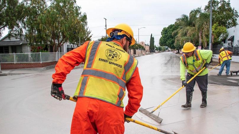 Departamento de Obras Públicas de Los Ángeles